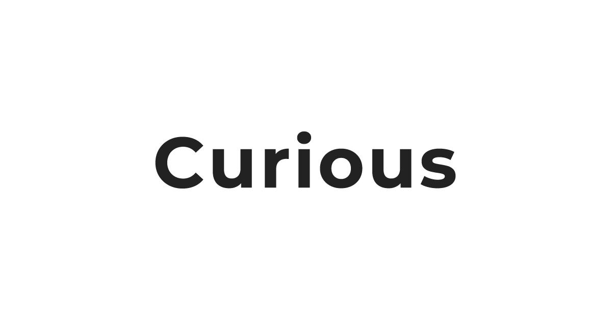 株式会社curious キュリオス